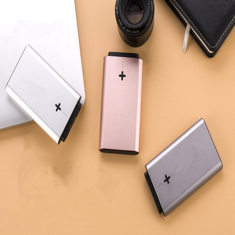 2017 Fashion Design Mobile Power Bank Portable Mobile Phone Charger 6000mAh