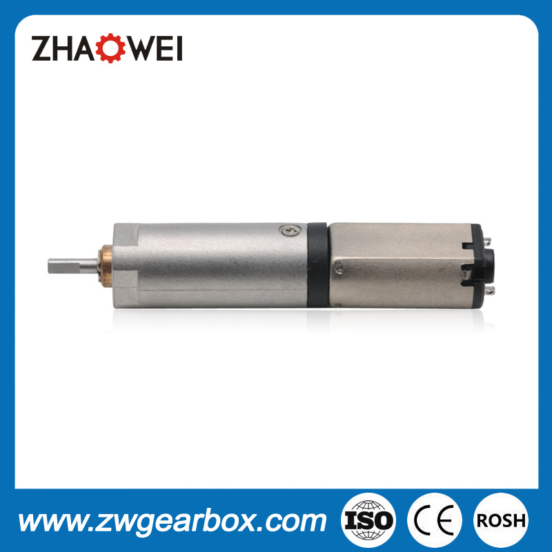 High Precision 8mm Small Planetary Gearbox with Metal Gears