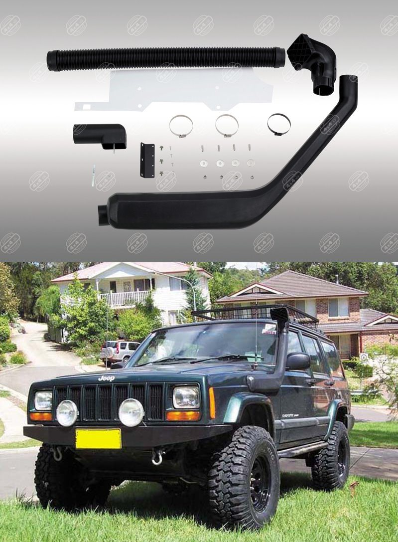 4X4 off- Road Snorkel for Jeep Cherokee Xj