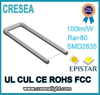 UL Dlc Listed 4FT, LED T8 Tube 5 Years Warranty