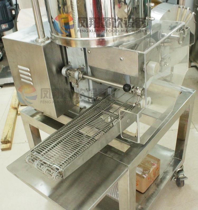 Industrial Automatic Meat Hamburger Buddget Burger Patty Making Molding Machine