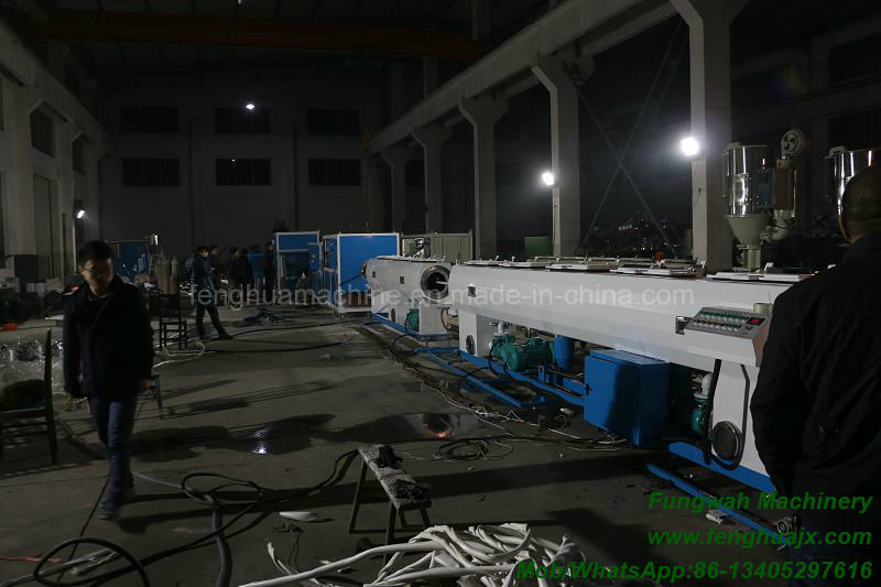 High Quality PVC Electric Pipe Extrusion Line