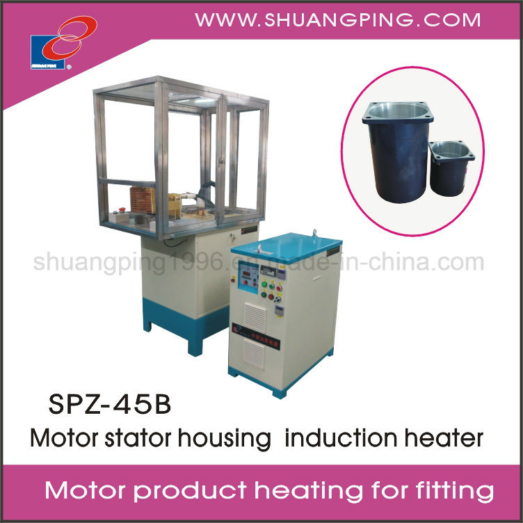 Motor Stator Housing and Rotor Heating Machine