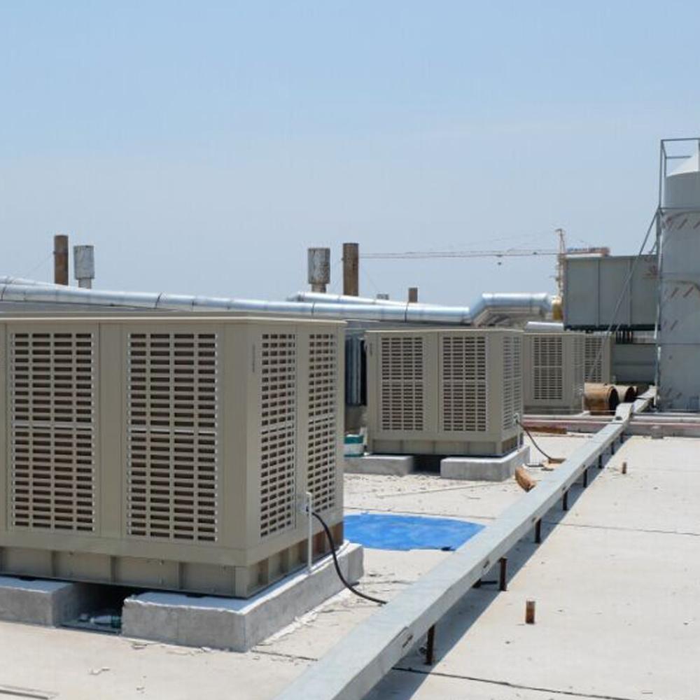 Metal Material Water Air Conditioner Swamp Air Cooler (JH50LM-32S2)