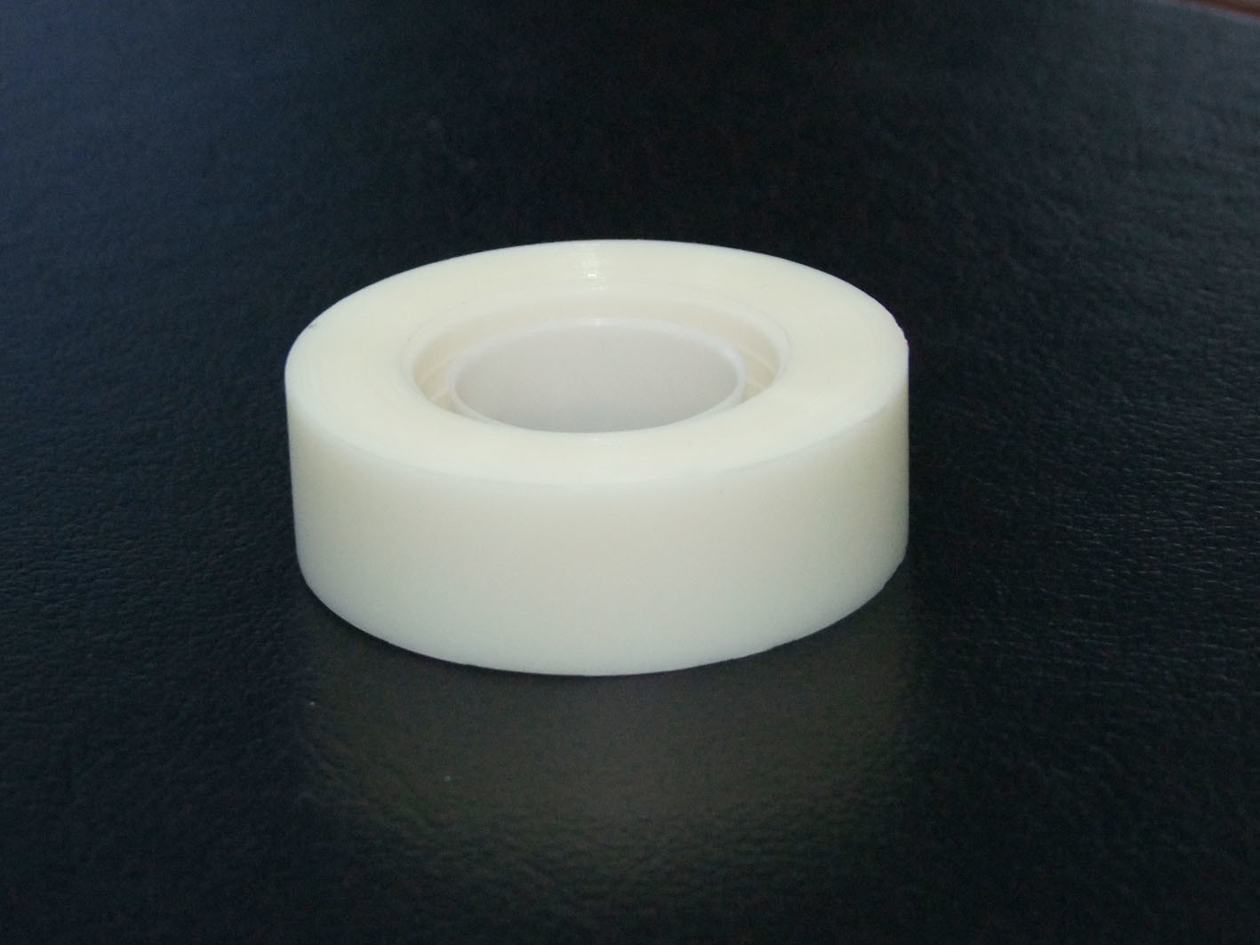 Easy Tear Invisible Tape in 2 Rolls Size 19mm X 33m