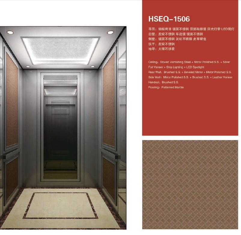 Luxury Passenger Elevator