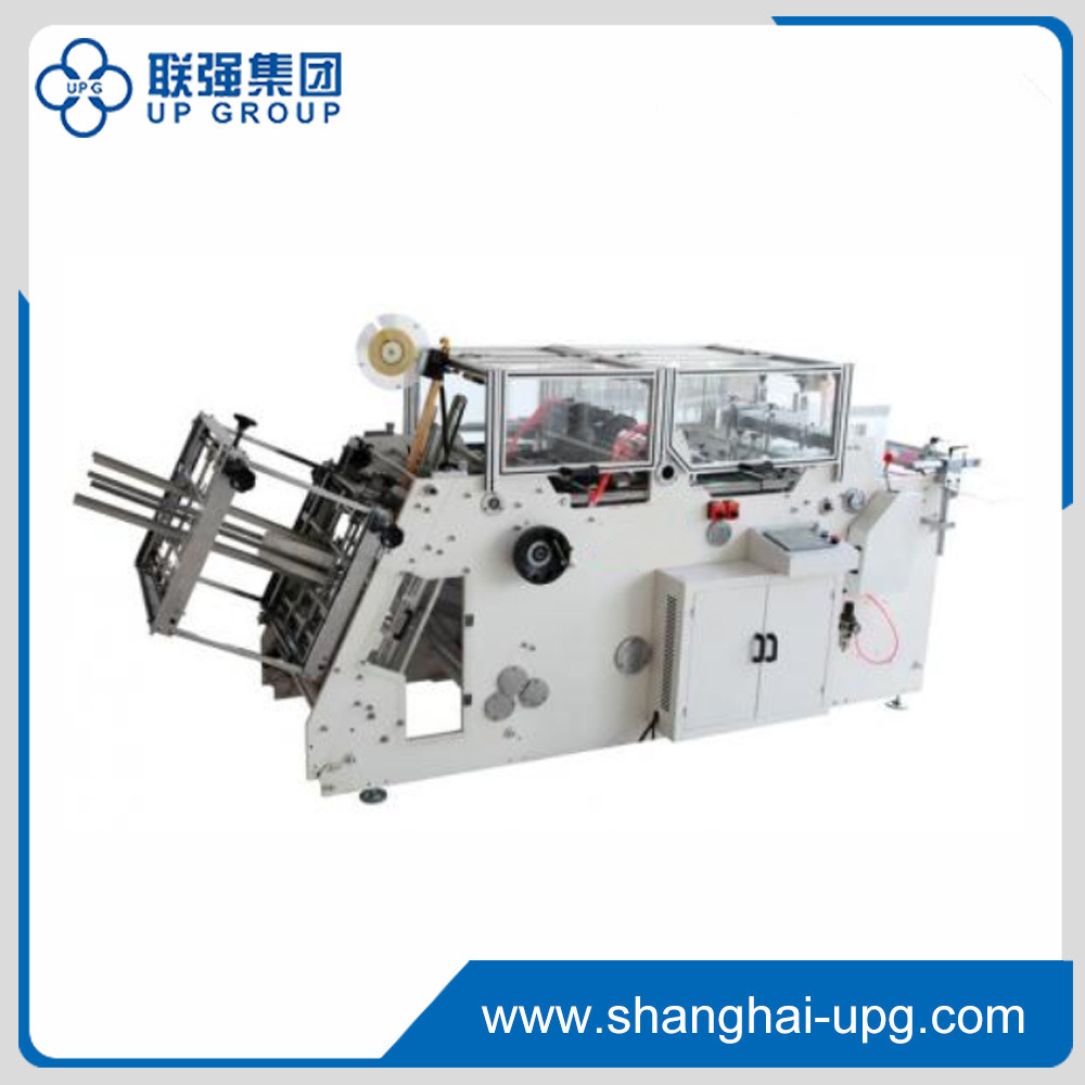 Lq-Hbj-D800 Paper Carton Erecting Machine