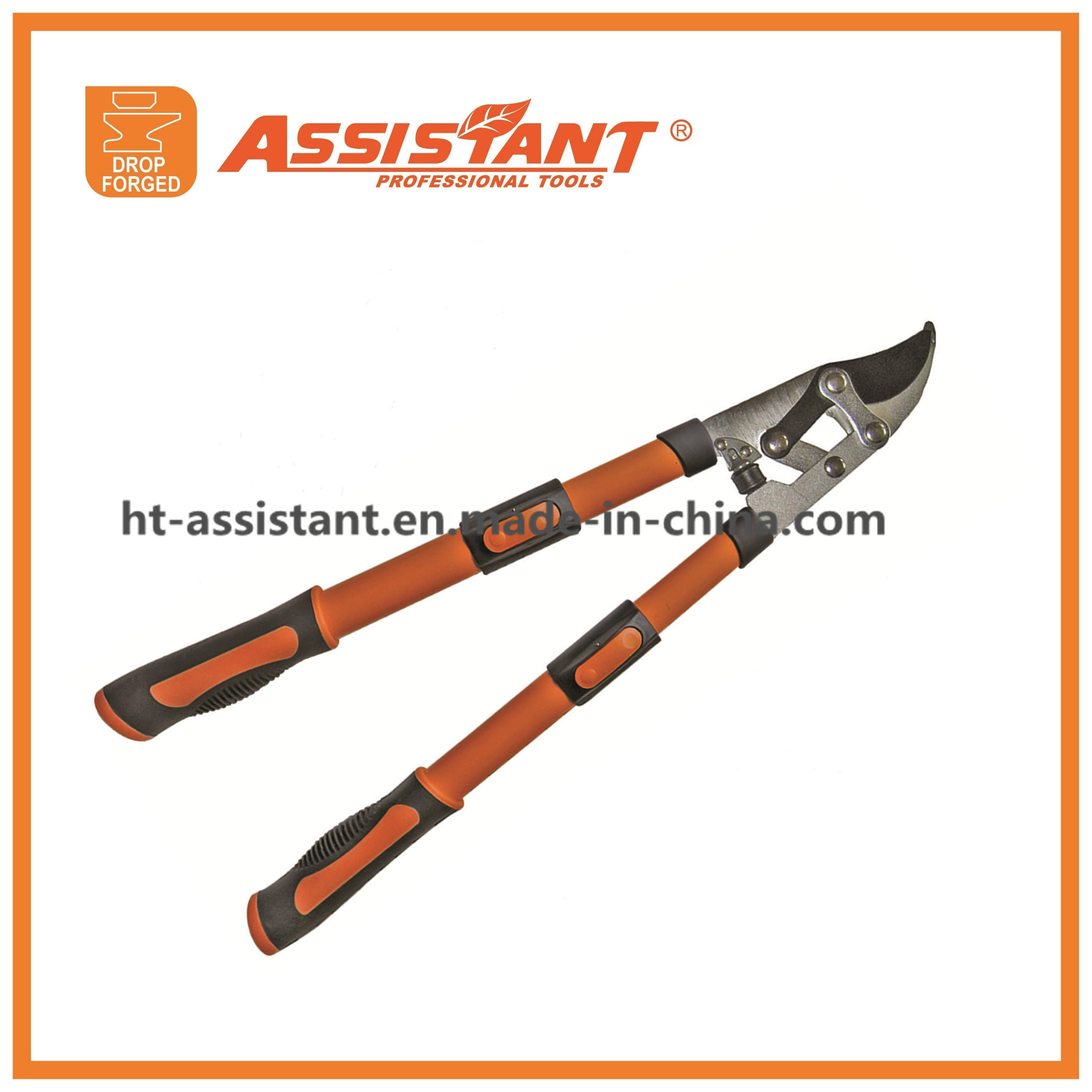 Black Teflon Coated Compound Action Bypass Loppers