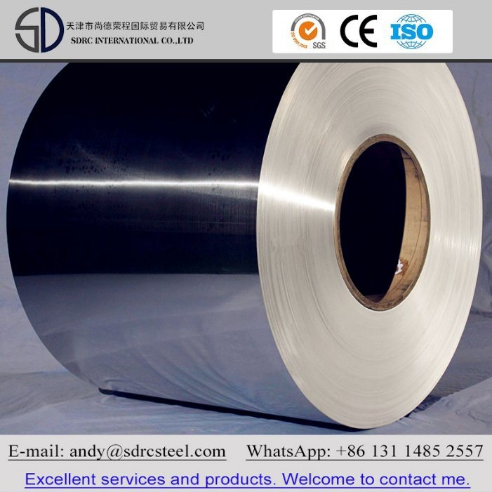 SPCC-SD DC01cold Rolled Steel Coil (Sheet)