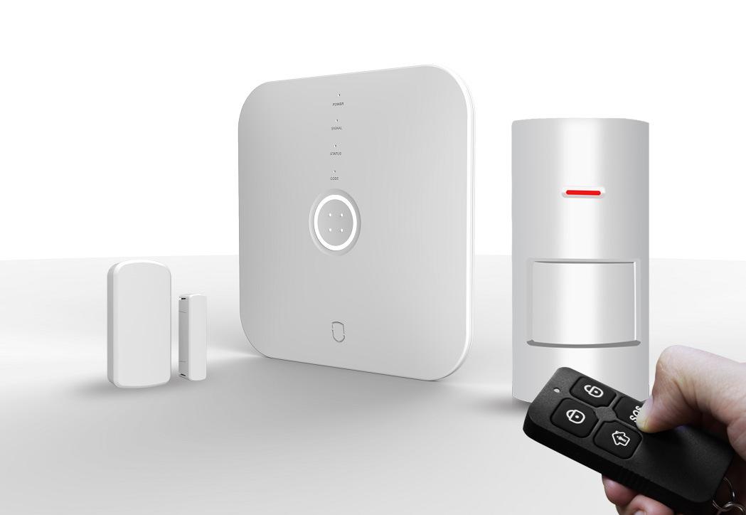 Wireless Smart Home Security WiFi Alarm Kit