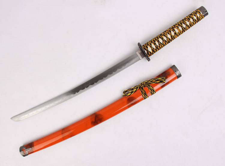 Replica Samurai Sword for Display and Decoration