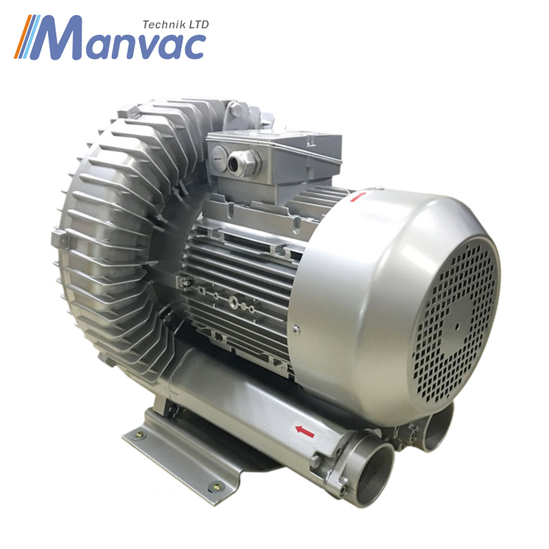 Factory Directly Supply 7.5kw High Pressure Air Ring Blower