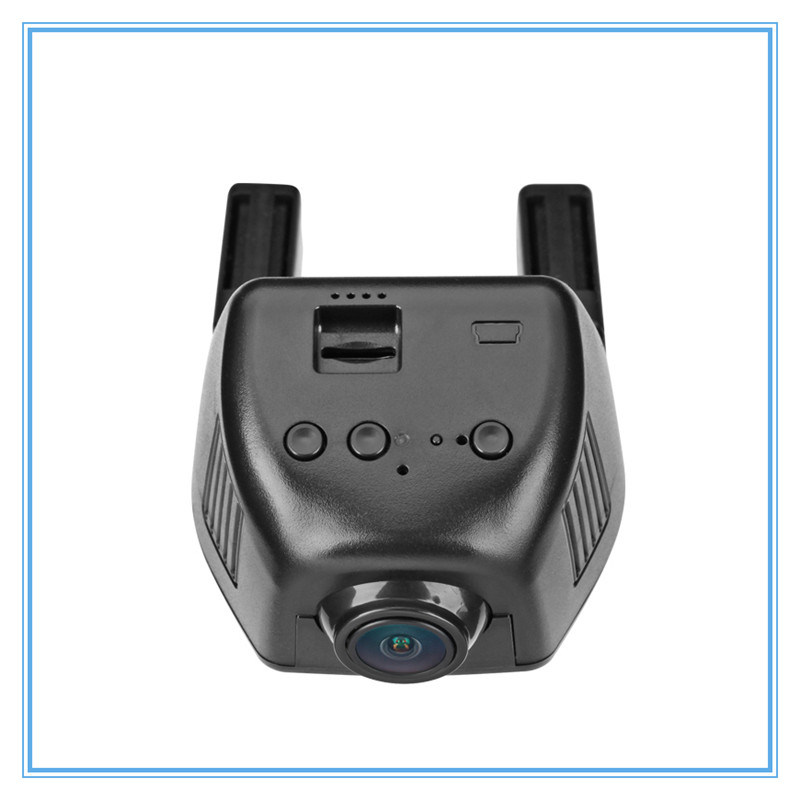 Full HD Dual Camera Lens Dashcam WiFi Car DVR