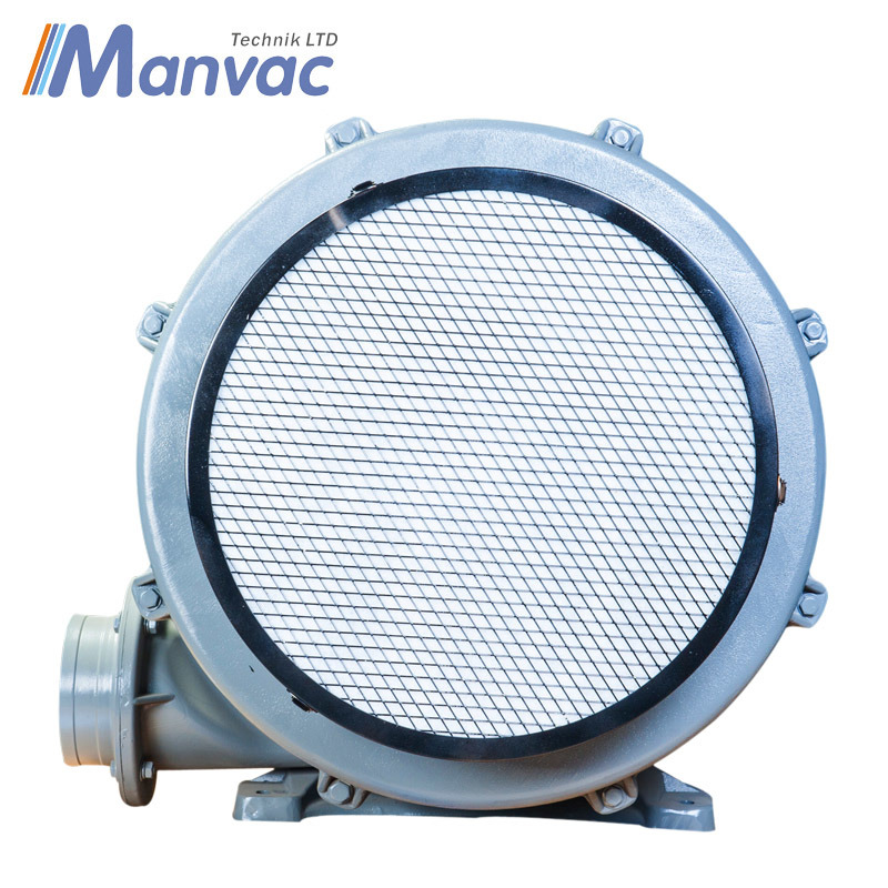 3HP Electric Medium Pressure Air Blower for Furnance