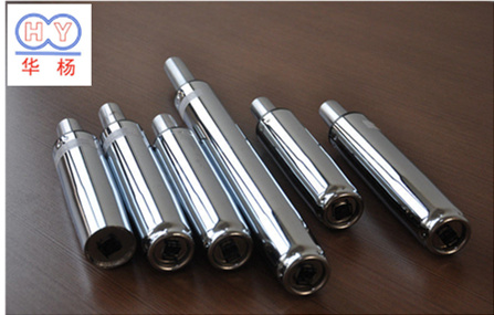80 mm SGS Stainless Steel Gas Spring for Swivel Chairs