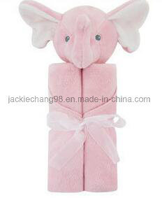 Coral Fleece Baby Blankets -Baby′s Blanket Toys