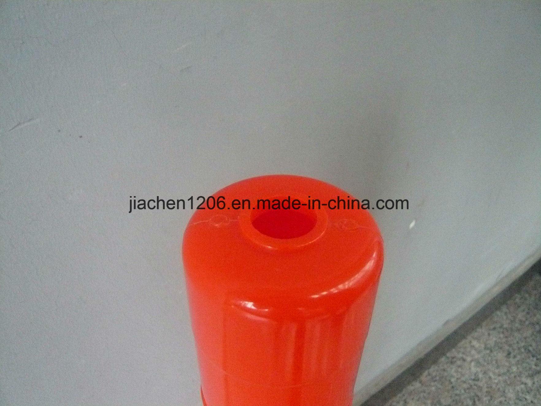 High-Luminance Reasonable Price 750mm PVC Warning Post