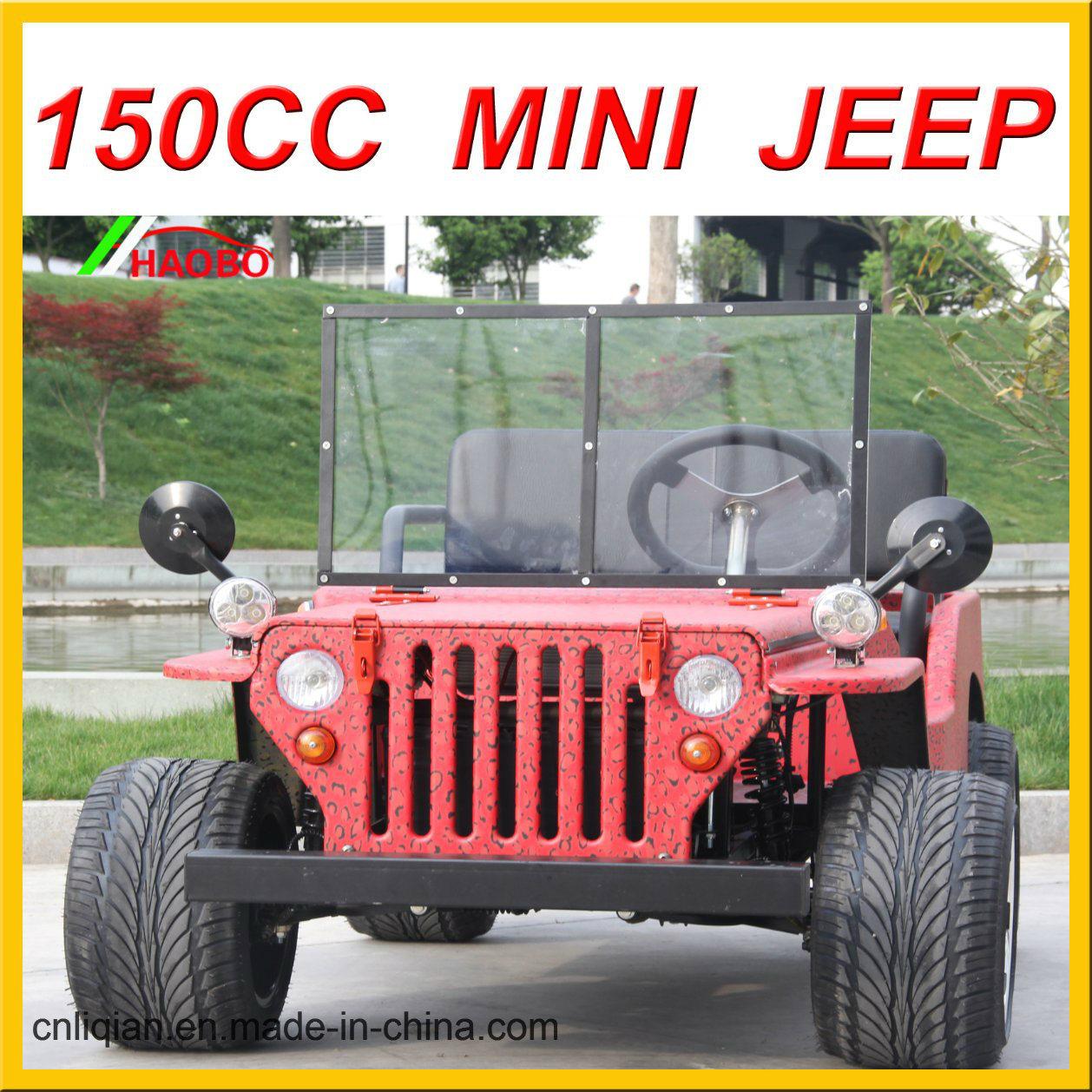 150cc, 200cc Mini Jeep for Sales