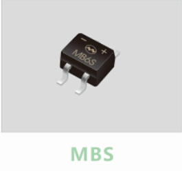 Single Phase Glass Passivated Bridge Rectifiers MB6s