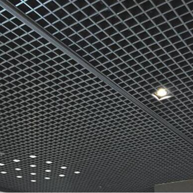ISO14001 Aluminum Cell Ceiling for Building Decorative