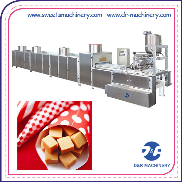 Toffee Candy Making Machine Equipment Automatic Depositing Line