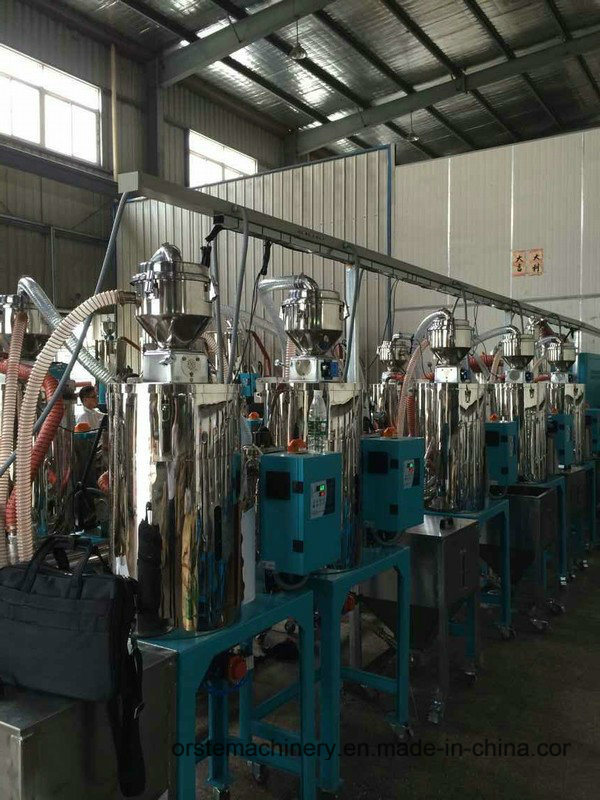 Stainless Steel Insulated TPU Drying Hopper Dryer for Plastic Resin (OHD-O)