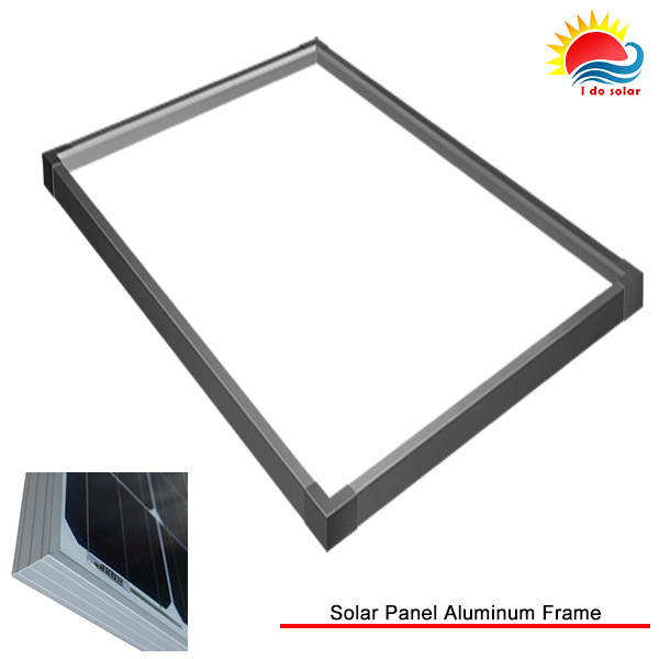 Custom Designed Ground Mount Solar Frames (NM0024)