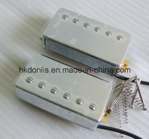 OEM AlNiCo 5 Chrome Cover Paf Style Lp Guitar Pickup