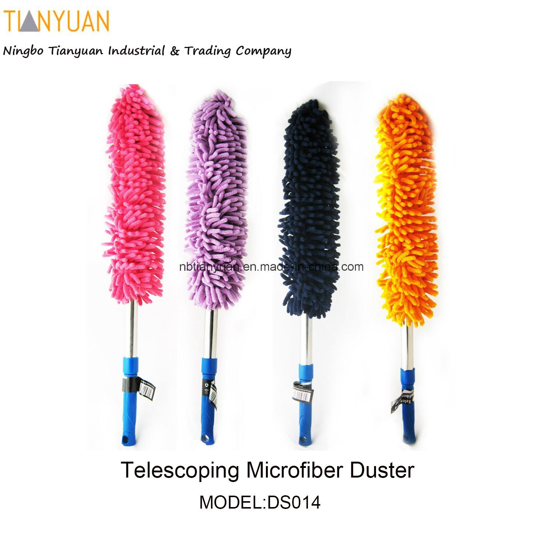 Telescoping Microfiber Duster, Chenllie Duster Cleaner