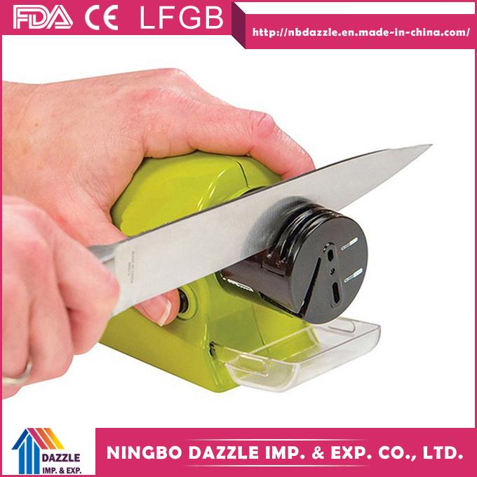Multifunctional Knife Blade Sharpener Kitchen Electric Knife Sharpener