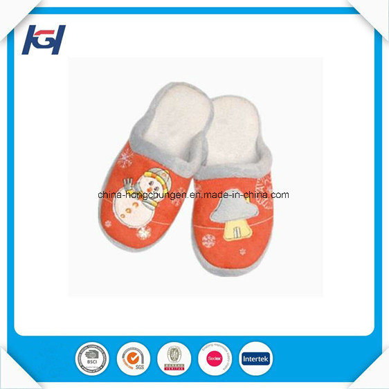 Novelty Foot Warmers Daily Use Fancy Kids Slippers
