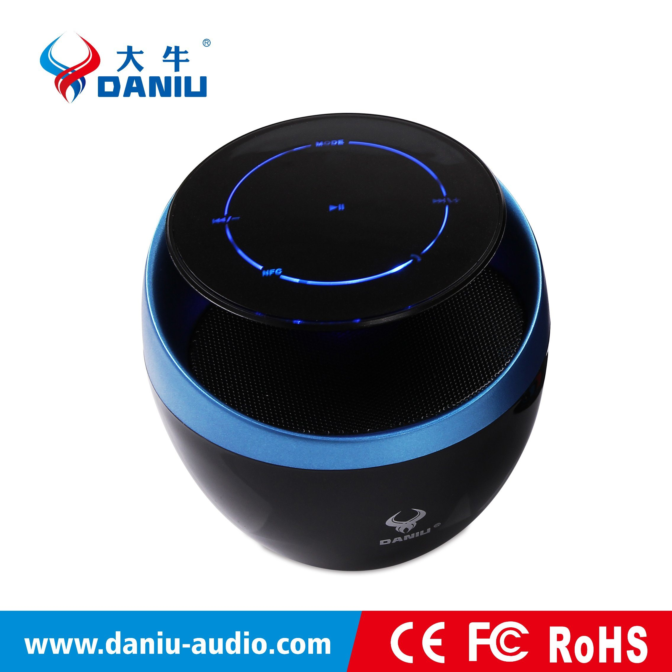 2016 Best Tone Quality Bluetooth Speaker with NFC Super Bass Speaker MP3/MP4 Speaker