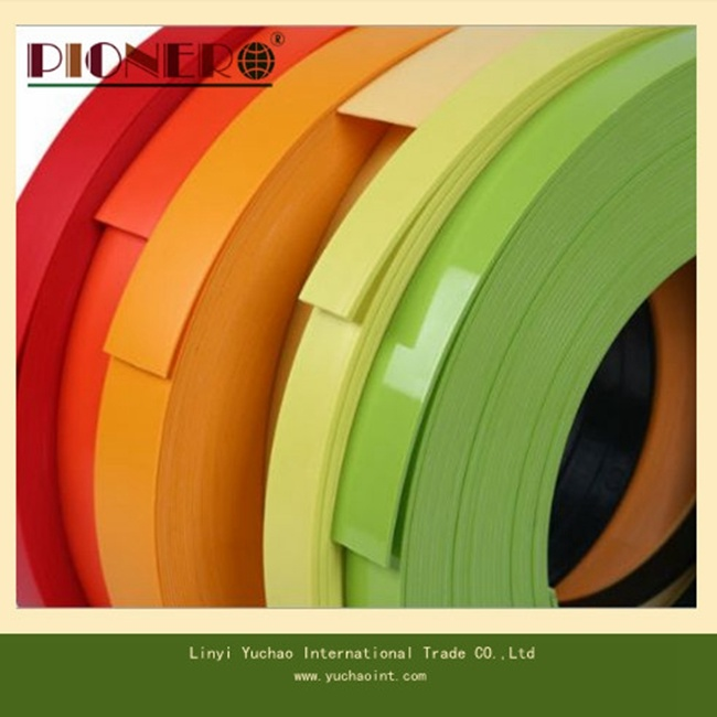 PVC Tape for Edge Band as Furniture Accessories