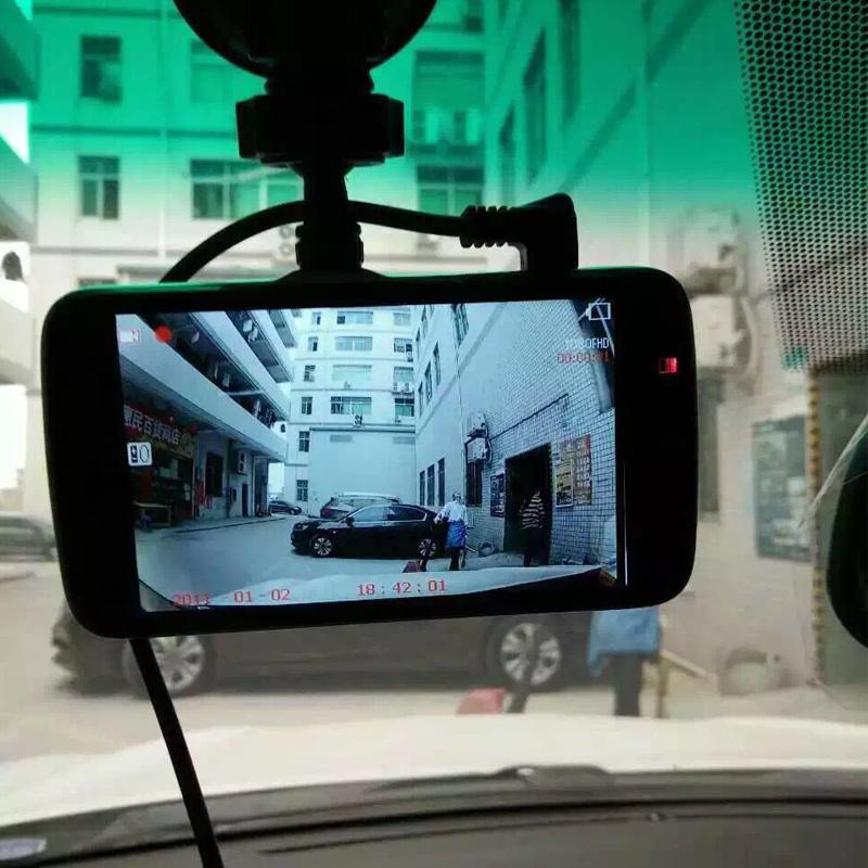 FHD 4.0 Inch Mini Night Vision with Car DVR