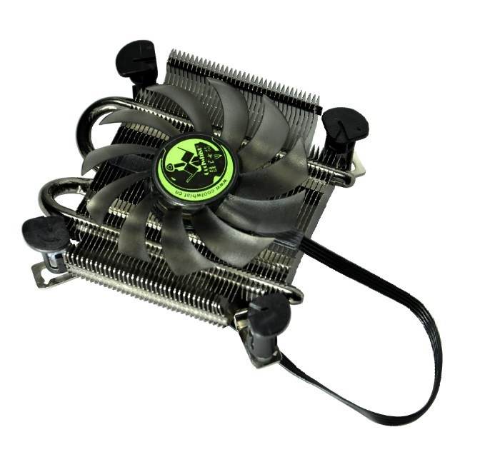 Mini Short Case CPU Cooling Fan (CW-CPU918)