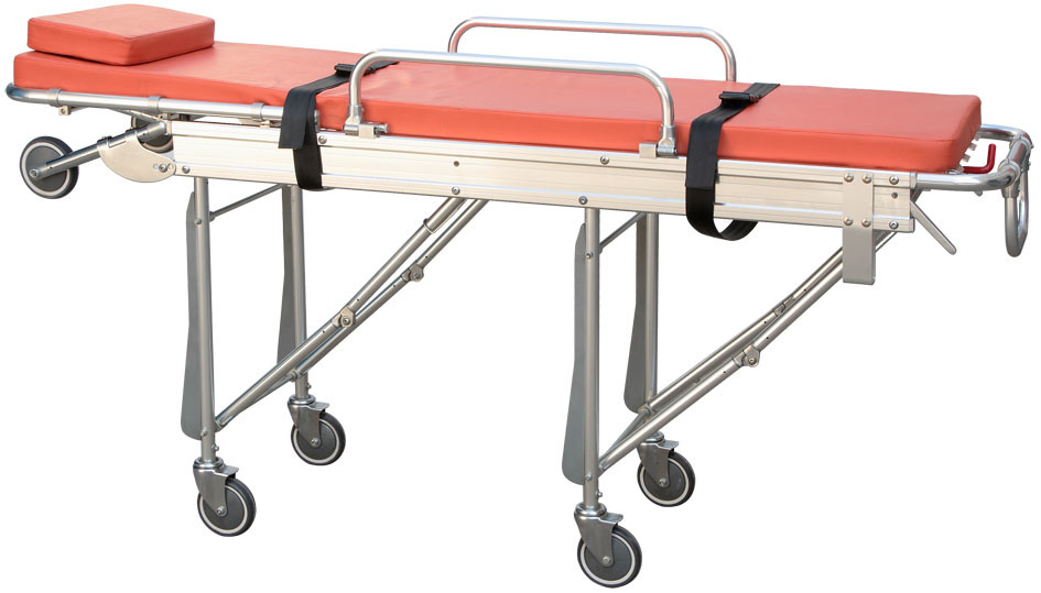 Ambulance cot ydc 3a china stretcher ambulance stretcher