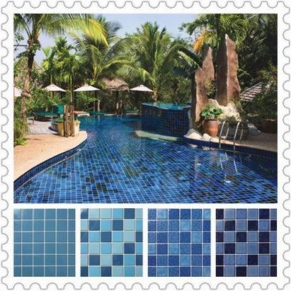 China Swimming Pool Tile China Mosaic Tile Swimming Pool Tile