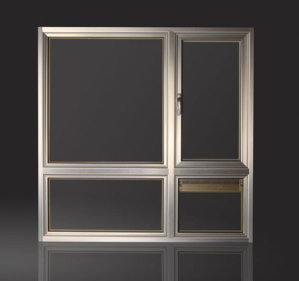 Casement Window Df65b China Casement Window