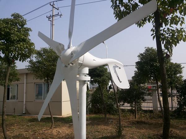 400W Wind Power (Wind Power Generator WKH 100W-20KW)