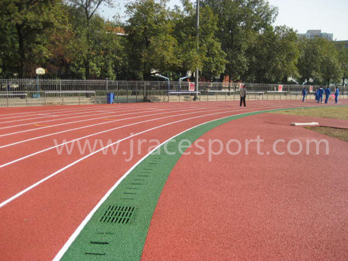 High School Sport Athletic Tracks Material
