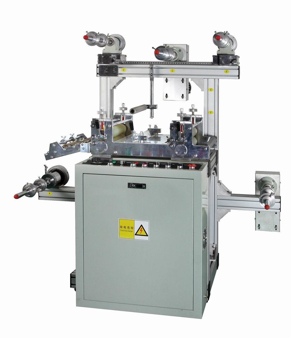 Sticky Film and Adhesive Tape Multilayer Laminating Machine