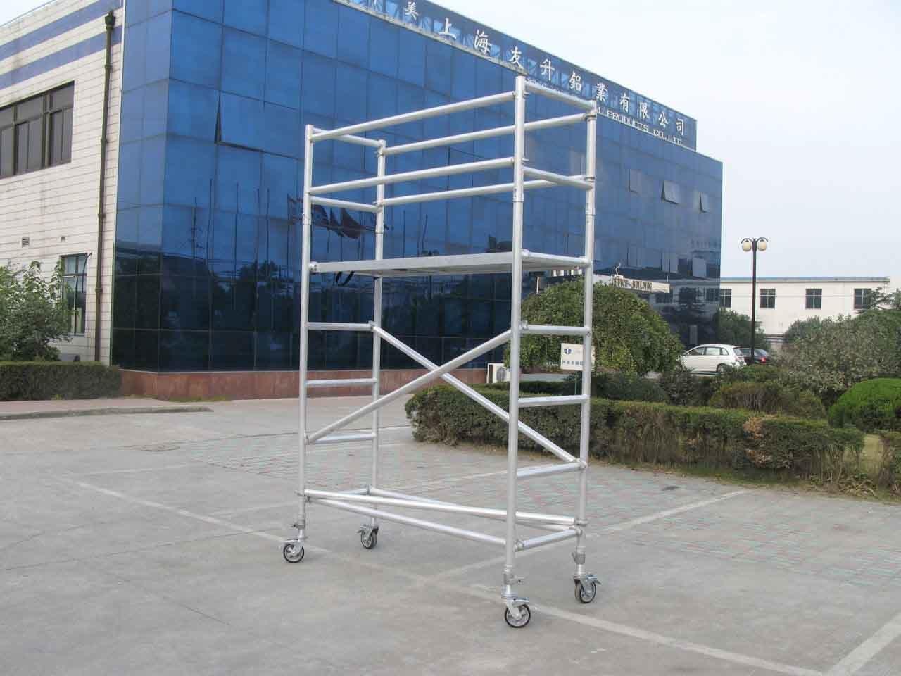 Aluminum Scaffolding Suppliers : China aluminum scaffolding