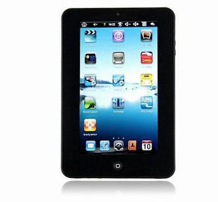 m009 7 inch wifi camera gravity sensor silver tablet pc china tablet