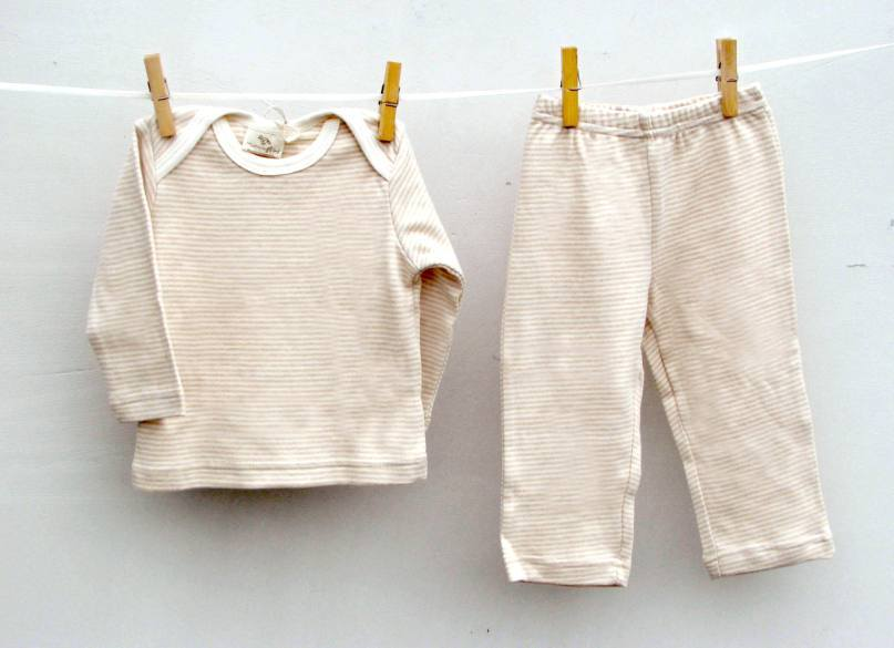 China Organic Cotton Baby Clothes