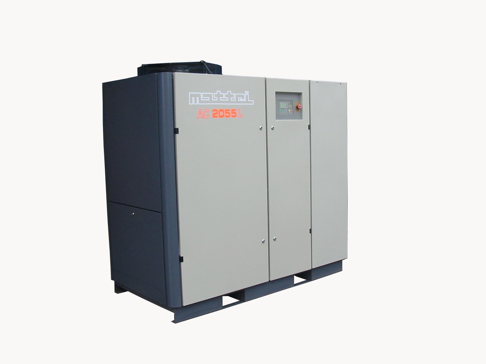 Zabatt | Generac Generator and Gardner Denver Air Compressor