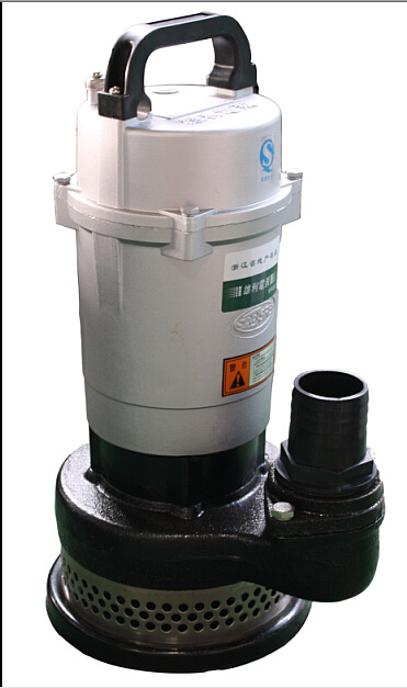 Clean Water Submersible Pump (QDX1.5-32-0.75)