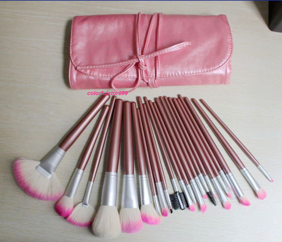 10 pcs Deluxe Makeup Brush Set: Best Brush Kits for Pros-BH!