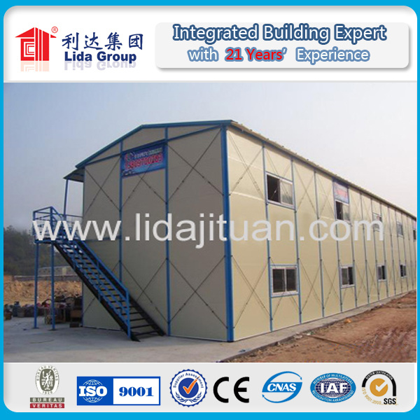 L Shaped Single Storey Homes Interior Design I J C Mobile: China Modular House, Accommodation, Construction Site