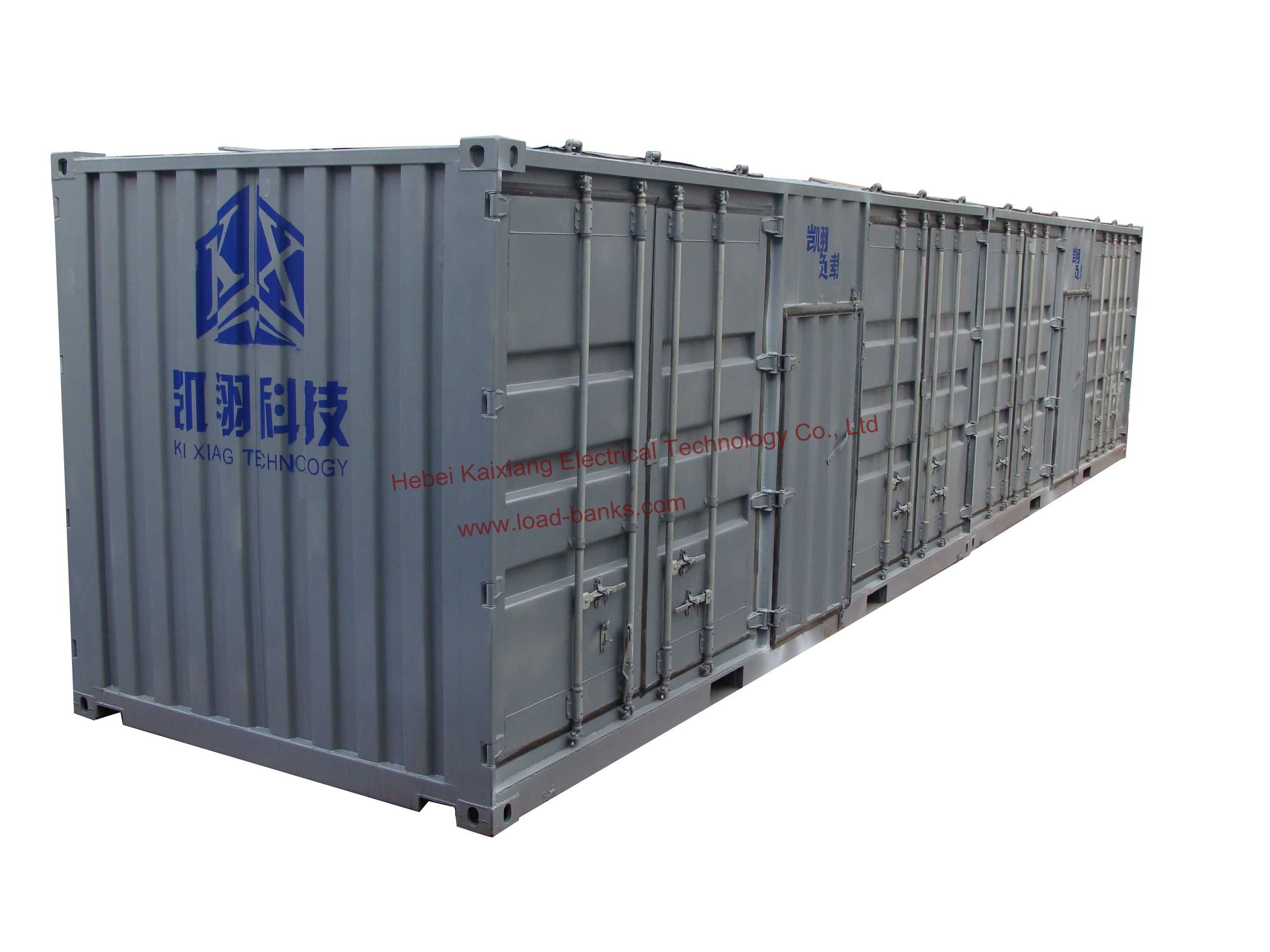 AC400-6000kw Load Bank (container type)