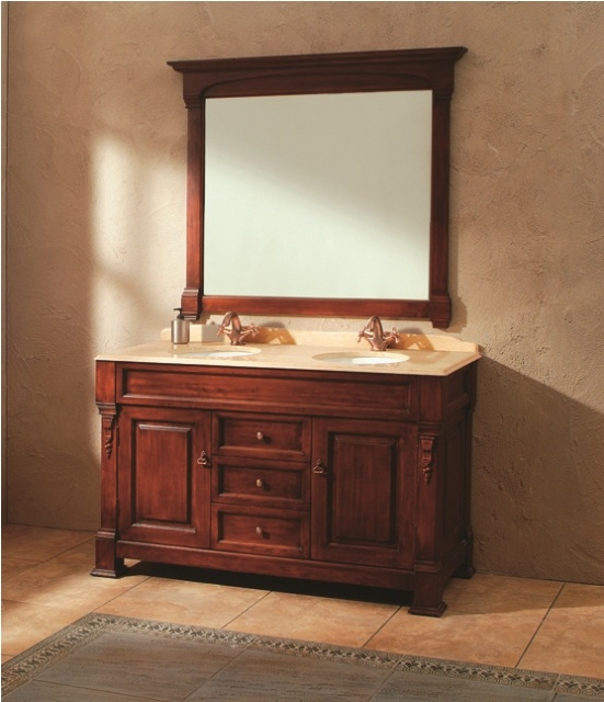 china solid wood bathroom cabinet se5203 china bathroom cabinet